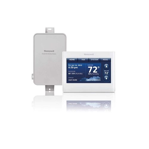 YTHX9421R5101SG - Prestige Y-Pack, Thermostat, EIM, 1 OA & 2 Duct Sensors