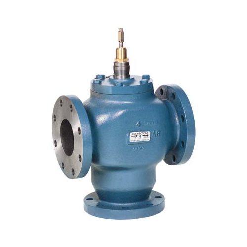 v5013b1011 hvac flanged globe valve