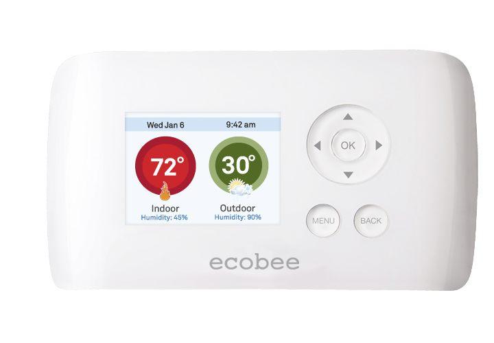 Ecobee  EB-SMARTSI-01 Thermostats