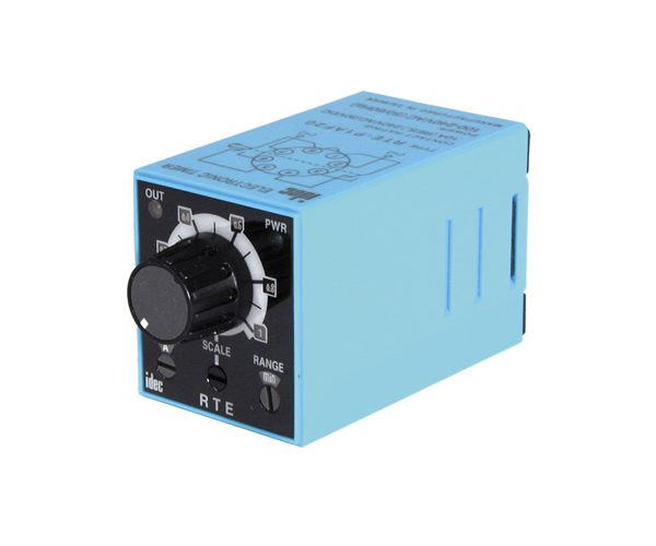 RTE-P1AD24 - IDEC Adjustable Time Delay Relay