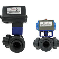 "3PBVPU1207-L1 - 3PBV 2"" Automated Ball Valves"
