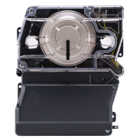 System Sensor DUCTSD Vertical Installation