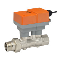 "FM100 - Belimo Ultrasonic Flow Meter 1.0"" NPT, 0.23 to 21.8 GPM, 24V Power, 0-10VDC Output"