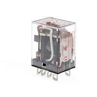 VMD2B-C24A - Veris Socket DPDT Relay, 15A Amperage Range, 24VAC, 100mA@5VDC, UL, C