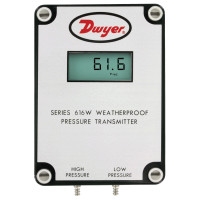 "616W-2 - Dwyer Differential Pressure Transmitter, Range 0-6"" w.c."