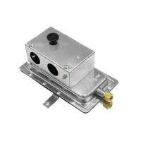 AFS-305 - Cleveland Controls Adjustable Air Pressure Sensing Switch, 0.5 psi, 15A, 60 Hz, SPDT