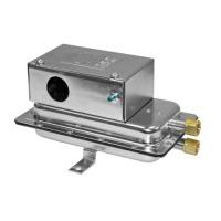 AFS-405 - Cleveland Controls Gold Contact Air Pressure Sensing Switch, 0.5 psi, 300VA, 15A, 60 Hz, SPDT
