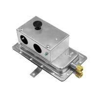 AFS-460-DSS - Cleveland Controls Adjustable Set Point Air Pressure Sensing Switch, 0.5 psi, 15A, 120VAC, 60 Hz, SPST-NC