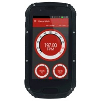 "UHH2 - Dwyer Universal Handheld Test Instrument, Android® Driven, 4.3"" QHD Gorilla Glass Touch Screen, 960x540"