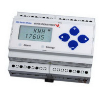 E50C3 - Veris Industries Single Circuit Power and Energy Meter, 0.2% Accuracy, 5-32000A Scaling