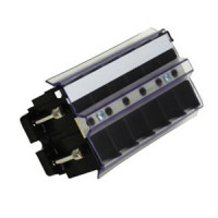 U002-0005 - Veris Industries 6 Position Shorting Terminal Block, 600VAC, 75A