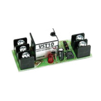 VST10 - Veris Industries Track Mount Relays, SPDT, 24VAC/DC, 10A