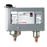 "P170LB-1C - Johnson Controls Dual Pressure Control, 20"" Hg - 100 psig Low Pressure/100-500 psig High Pressure"
