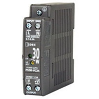 PS5R-VC24 - IDEC Switching Power Supply, 24VDC, 1.3A, 30W, Din-Rail Mount