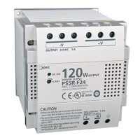 PS5R-SF24 - IDEC Slim Series Switching Power Supply, 24VDC, 5A, 120W, Din-Rail Mount