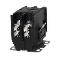 C25BNB240T - Cutler Hammer Definite Purpose Contactor, DPST, 40A -Inductive, 2 Poles