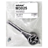 M3025 - Tekmar Valve Handle Kit For 016 to 026 Valves