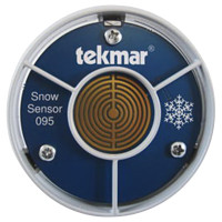"095 - Tekmar Snow Sensor, Aerial Mounting, Mounts to 1/2"" Metal or PVC Conduit"