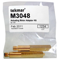 M3048 - Tekmar Actuating Motor Adaptor Kit For 741