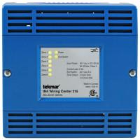 315 - Tekmar tN4 Wiring Center, Six Zone Valves, 24VAC, Microprocessor Control