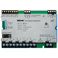 324 - Tekmar tN2 Zone Expansion Module, Four Zones, Cooling & Fan, Microprocessor Control