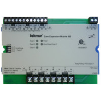 326 - Tekmar tN4 Zone Expansion Module, Three Zone Pumps, Microprocessor Control