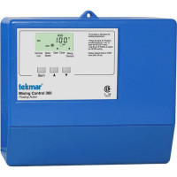 360 - Tekmar Mixing Control, Floating Action, 120VAC, Microprocessor Control