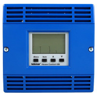 406 - Tekmar tN2 House Control, Heat Pump & Backup, Four Zone Valves, 24VAC, Microprocessor Control