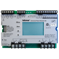 422 - Tekmar Universal Reset Module - Two tN4, Mixing, Boiler, DHW & Setpoint, Microprocessor PID Control