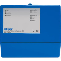 485 - Tekmar tekmarNet® Internet Gateway, WiFi / Ethernet, 5VDC Regulated, Microprocessor Control