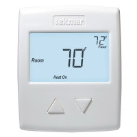 532 - Tekmar Thermostat, One Stage Heat, 24V, Microprocessor Control