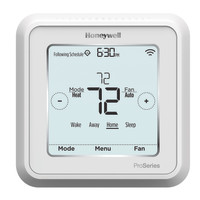 TH6220WF2006 - Honeywell T6 Pro Lyric Wi-Fi 2H/2C Programmable Thermostat w/ Geofencing