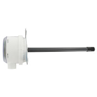 RHP-3D3E - Dwyer Humidity/Temperature Transmitter, Duct with Membrane Filter, 0-5V RH, 1K Ohm RTD DIN 385 Temp