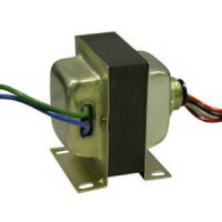 4031MW - INTEC Controls Control Transformer, Single Hub, 120/208/240-24VAC, 40VA