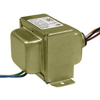 5031MW - INTEC Controls Control Transformer, Single Hub, 120/208/240-24VAC, 50VA