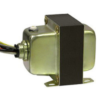 5041SHMWCB - INTEC Controls Control Transformer, Single Hub, 120/240/277/480-24VAC, 50VA, with Circuit Breaker