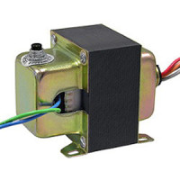 7541CBMW - INTEC Controls Control Transformer, Single Hub, 120/208/240-24VAC, 75VA, with Circuit Breaker