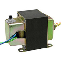 10041MWCB - INTEC Controls Control Transformer, Single Hub, 120/240/277/480-24VAC, 96VA, with Circuit Breaker