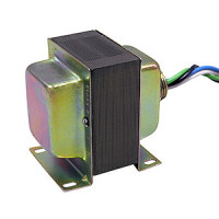 4011MWSH - INTEC Controls Control Transformer, Single Hub, 120-24VAC, 40VA