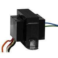 40311OF-13 - INTEC Controls Control Transformer, Double Hub, 120/208/240-24VAC, 40VA