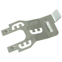 SFA-202 - IDEC Relay Socket Hold-Down Clip