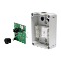 DT5-1125-A-1041 - NH3 Xmtr, 0-300 PPM, RS-485, w/ Ext. 4-20mA Input, Low Temp, Wall Mount, NEMA 4X Enclosure