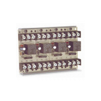 MR-804/T - 4 SPDT MULTI-VOLTAGE RELAY