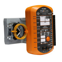 PL-VC2000-PI - ProLon VAV/Zone Controller w/Actuator & Flow Sensor 1AI, 1DO, 1AO