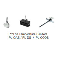 ProLon Temperature Sensors PL-OAS / PL-DS / PL-CODS
