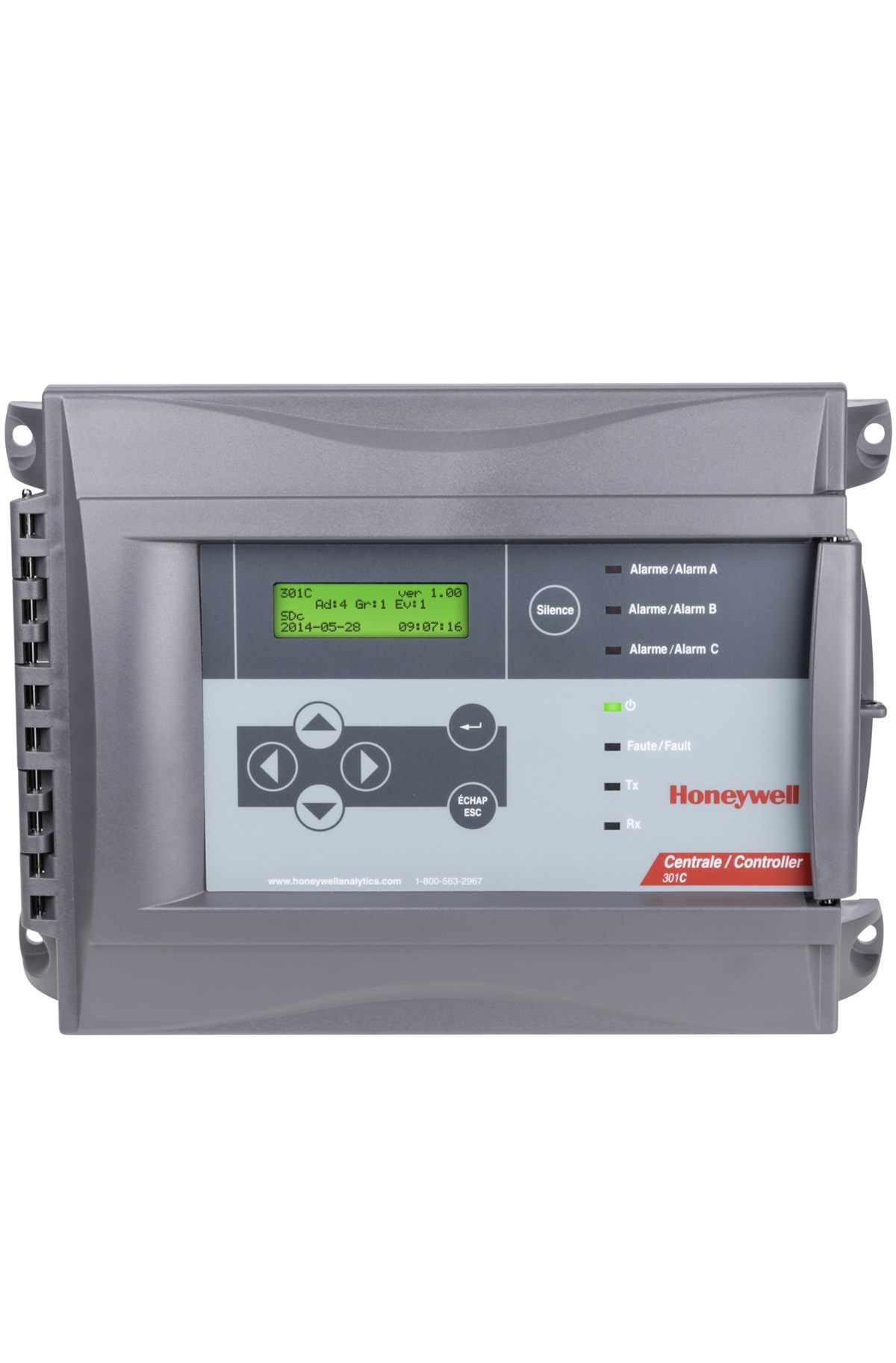 Honeywell Analytics  301-C-DLC Gas Detection