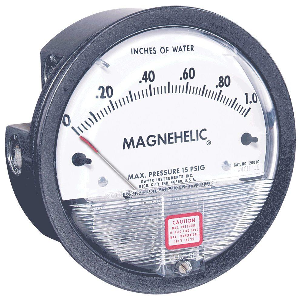 Dwyer  2003 Pressure Sensor Gage