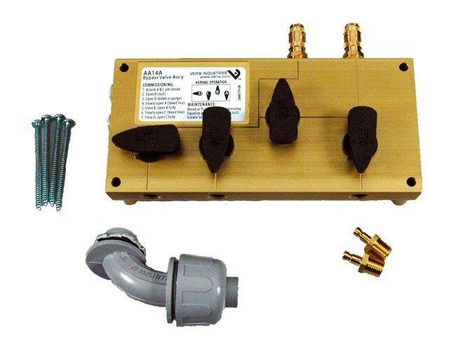 Veris Industries  AA16A Pressure