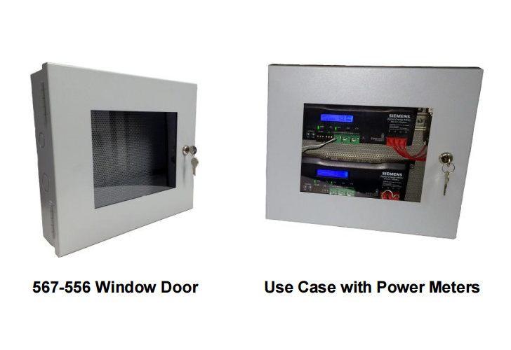 Siemens 567-556 with Window Door