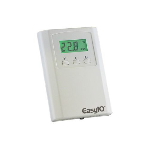 EasyIO TSPC24PS - EasyIO Standard LCD Sensor, Room/Wall